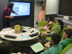 21st Century Learning: A visit to the GA DOE Center for Classroom Innovation | Barrow Media Center