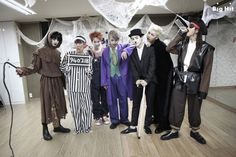 [STARCAST] Hello, Hello~ BTS's Happy Halloween! | PierceTheSuga