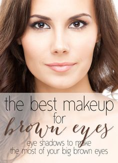 If you are a brunette with brown eyes, then you know it's a challenge making your eyes pop. Do you stay with neutrals, dare to add in color? You don't want everything to fade together, but where do you start? eBay has the answer! Follow along as we share the best eye shadows to make the most of your beautiful brown eyes!