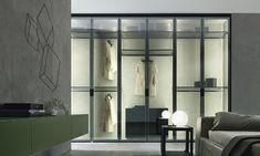 RIMADESIO Cover wandkast. - Storage unit #rimadesio #wandkast #kledingkast #wardrobe #interieurdesign #interiordesign
