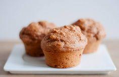Gezonde muffins met gedroogd fruit