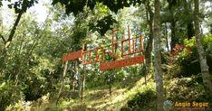Eco Edu Torism Forest Sentul Bogor Forest Camp, Bogor, Paintball, Archery, Rafting, Trekking, Offroad, Tourism, Outdoor Structures
