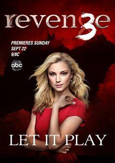 Revenge Season 3 Promo Poster