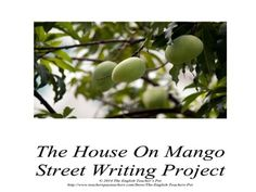 the house on mango street essay prompts More about house on mango street essay the house on mango street 1182 words | 5 pages topics poetry harvard classics saints.
