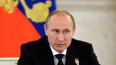 4-07-14 Poetin wil banden met de Verenigde Staten aanhalen - Onrust in Oekraïne - VK Dat maakte hij vandaag bekend in een boodschap aan de V.S. in het kader van the Fourth of July, een feestdag in Amerika. Dat liet het Kremlin in een verklaring weten.