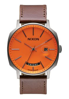 Regent | Men's Watches | Nixon Watches and Premium Accessories