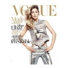 Vogue Paris Magazine ❤ liked on Polyvore featuring magazine