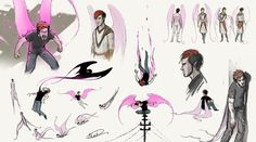 Darkiplier sketch by maskman626.deviantart.com on @DeviantArt