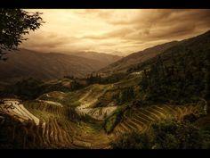 Longsheng, Guangxi, China