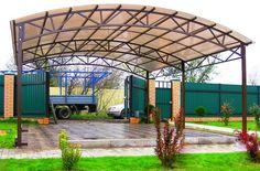 Предлагаем купить навесы для автомобилей из поликарбоната. Актуальная цена на навес для машин, фото работ. Возможен монтаж навеса для авто своими руками.  http://www.metgar.ru/naves/