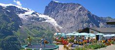 Fuerenalp Engelberg Restaurant Terrasse Engelberg, My Heritage, Switzerland, Mount Everest, Restaurant, Mountains, Nature, Summer, Travel