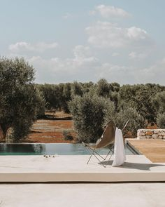 Courtyard Landscaping, Pool Cabana, Puglia Italy, Boutique Homes, Best Places To Live, Luxury Villa, Exterior Design, Landscape Design, Architecture Design