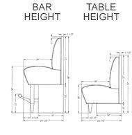 Amazing Amazon Com 1 X High Quality Classic Dar Eiffel Dining Creativecarmelina Interior Chair Design Creativecarmelinacom