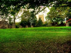 UK-Bury St.Edmunds-Early in the autumn by Francesco Cetta on 500px