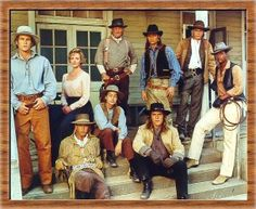 The Young Riders Season.  One of my favorite shows