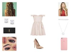"""Frankie - AMAs"" by annie-stylesx ❤ liked on Polyvore featuring Topshop, Michael Kors, Miadora and Yves Saint Laurent"