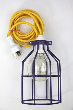 T. 'Pansy' Cage Light Pendant