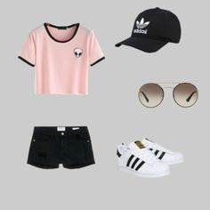 Outfit For A Summer Day