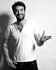 Charlie Cox (just a little obsessed with Daredevil right now!)