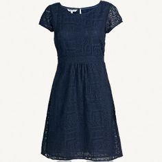 Elisa Lace Dress at Fat Face