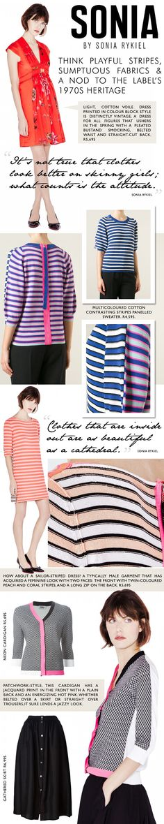 Sonia Rykiel, Personal Style, Cool Outfits, Stripes, Style Inspiration, Chic, My Style, Google, Skirts