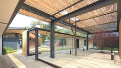 Gallery - Community Green Station / Hong Kong Architectural Services Department - 8