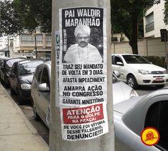 PAI WALDIR MARANHAO kkkkk
