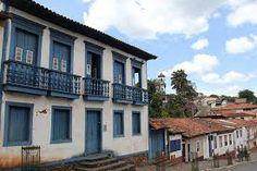 Sabará, MG - Brasil Casa Borba Gato