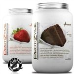 sample metabolic nutrition protein (PB, chocolate, strawberry, vanilla and banana)