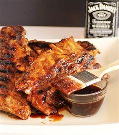 Copycat T.G.I.Friday's Jack Daniel's Grill Glaze