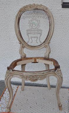 Покраска стула с использованием патины и воска: публикации и мастер-классы – Ярмарка Мастеров