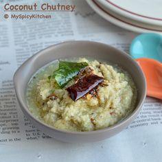 Easy Coconut Chutney