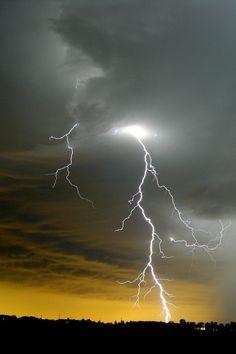 A good thunderstorm