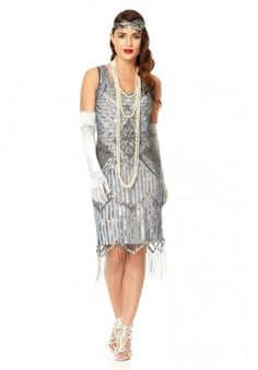 Isobel Grey Blue Vintage inspired Flapper Great Gatsby Beaded Charleston Sequin Wedding Party Fringe Dress New Hand Made Sequin Bridesmaid, Sequin Wedding, Blue Wedding Dresses, Blue Dresses, Short Dresses, Wedding Blue, Trendy Wedding, Beaded Dresses, Wedding Vintage