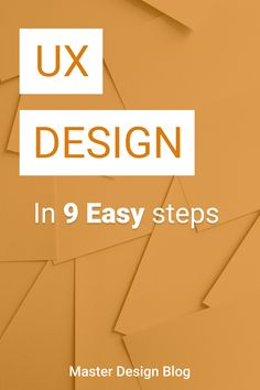 Learning UX design can be a bit scary, especially since it's not an exact science. However, there are general rule-of-thumb steps we take in our design process. Read here on how to UX design in 9 easy steps. Ios 7 Design, Dashboard Design, Design Design, Graphic Design, Email Design, Design Trends, Logo Design, Design Ideas, Interior Design