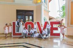 Punta Cana destination wedding - Valentine's Day wedding - Poconos wedding - Richard Barlow Photography