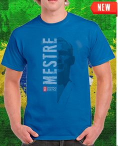 """Mestre Tee  https://shihan-essence.myshopify.com/products/mestre-tee  Millions worship Grandmaster Helio Gracie, the greatest """"Mestre"""" (Master, in Portuguese) of all times. He rocked the world of Martial Arts. He adapted the style he learned as a kid to fit his body size, his limitations and his vision of what modern combat was. Fighting will never be the same. Respect and feel inspired with this T-Shirt, created to honor the Godfather of Brazilian Jiu Jitsu."""