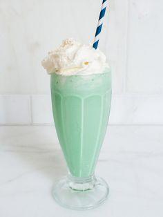 DIY: Lucky Mint Milkshake | Williams-Sonoma Taste