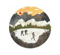 ILLUSTRATION — Rebekka Seale art & illustration