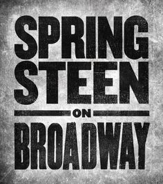 2 Bruce Springsteen On Broadway Tickets! Fri, March 2018 Orchestra Row F! Broadway Tickets, Concert Tickets, Theater Tickets, Neil Young, Elvis Presley, Bruce Springsteen Tickets, E Street Band, Born To Run, Country Artists