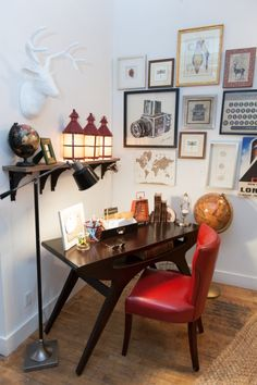 Office Genevieve gorder home