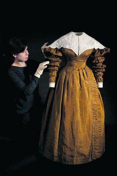 Queen Victoria's Privy Council Dress