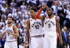 NBA's Raptors turn up heat in overtime to beat Miami