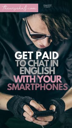 Legitimate listnof apps where you can get paid to chat and teach English. Accepts degree and non-degree holders. Available on Ios and Android phones. Earn not just extra cash but decent money. Start working from home