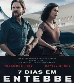 """Cinema no Escurinho: """"7 Dias em Entebbe"""" - Mais um (bom) filme de Hollywood"""