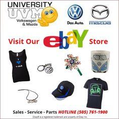 Visit our #Ebay store @ http://stores.ebay.com/vwmazdawarehouse … for Genuine #Volkswagen & #Mazda parts & Accessories! #VWAccessories