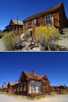 "Bodie Ghost Town: Spectres, Curses and ""Arrested Decay"""