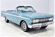 Seldom-seen survivor 1964 Mercury Comet Caliente convertible Convertible, Mercury Cars, American Classic Cars, Mercury Retrograde, Ford Fairlane, Muscle Cars, Vintage Cars, Dream Cars, Transportation