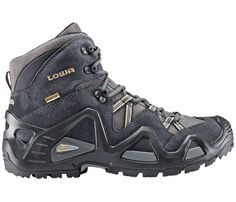 Lowa Zephyr lightweight waterproof hiking boots - 2.4 pounds. Goretex and cordura. Little to no break-in time.