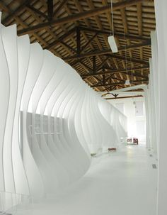 Enzo Ferrari Museum   by Future Systems